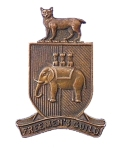 Guild badge bronze