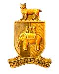 Guild badge gold