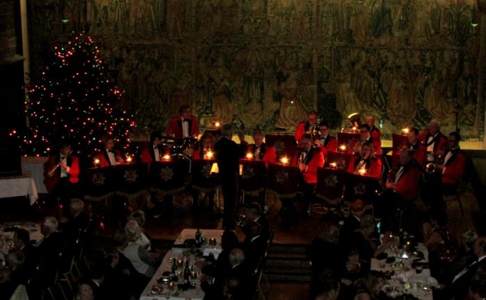Guild Christmas Dinner 2013
