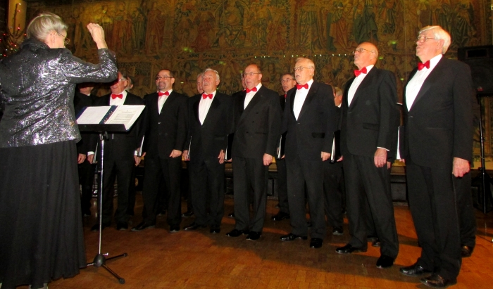 The City of Coventry Male Voice Choir