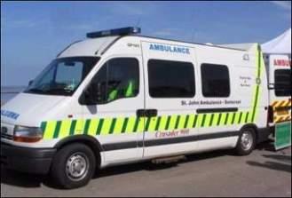 St John Ambulance 01